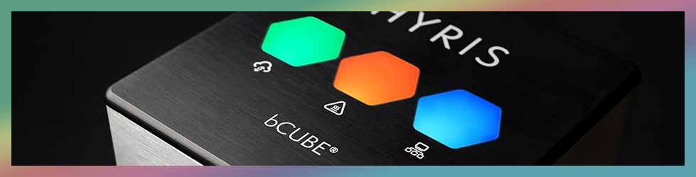 bCUBE 2.0 now available for sale